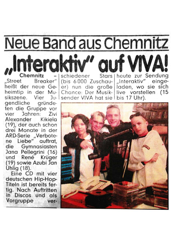 Jan Uhlig - LuBeatz - Noxwell - TSTPee - Interaktiv auf VIVA